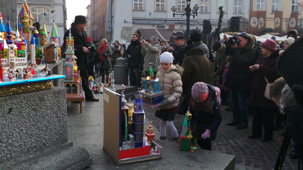 Nativity with kids
