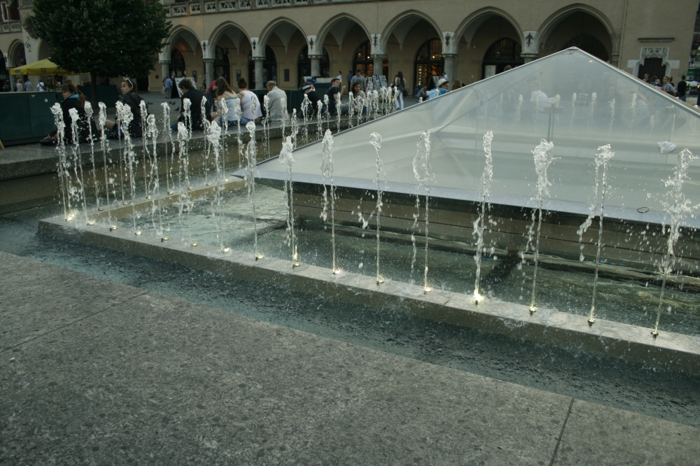 Mai Fountain