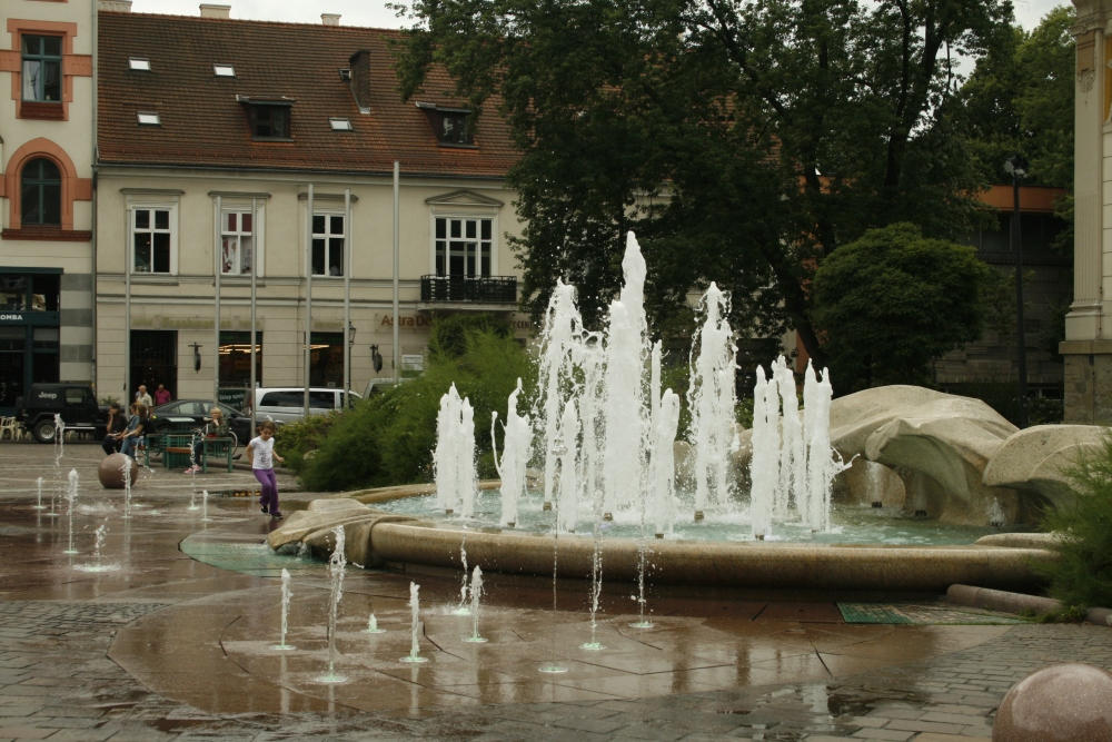 Plac Szepanski Fountain.JPG