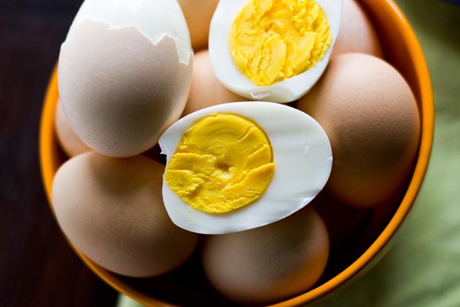 HB Eggs